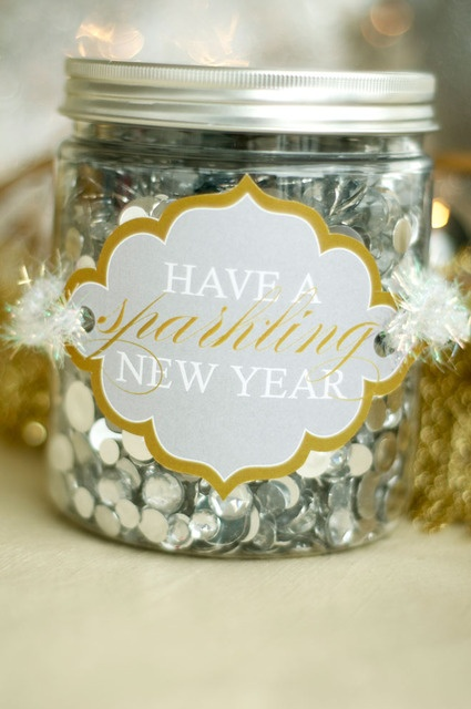 Have a sparkling new year