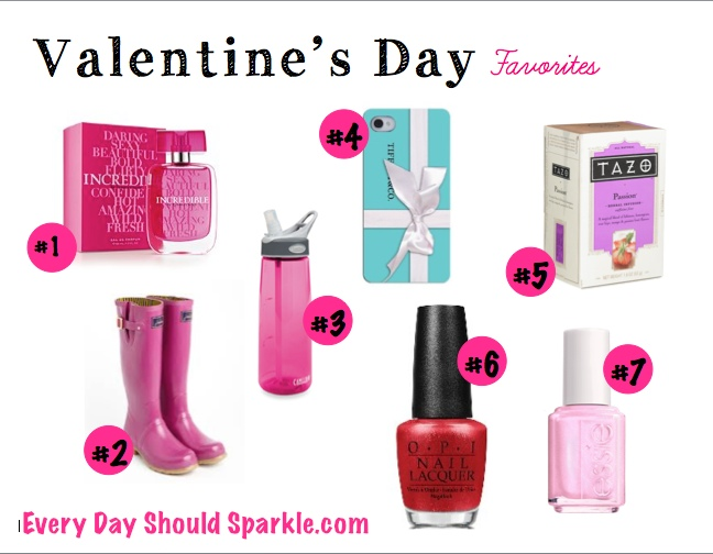 Valentine's Day Favorites 2013