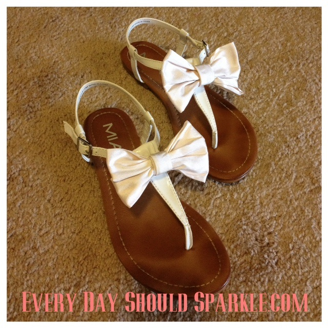 Bow Sandals #18