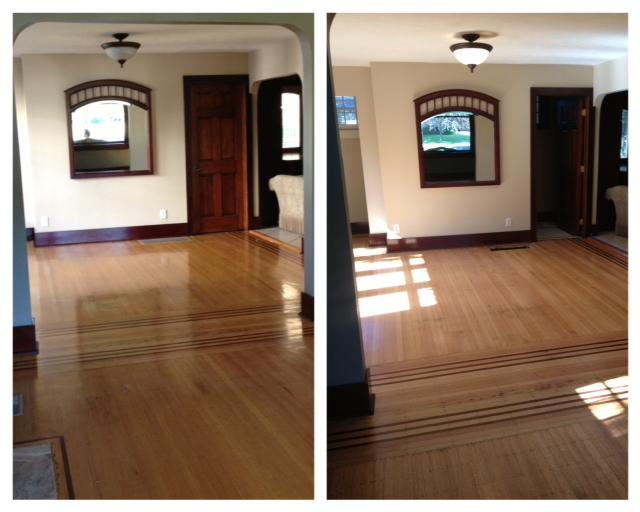 Floor Comparison