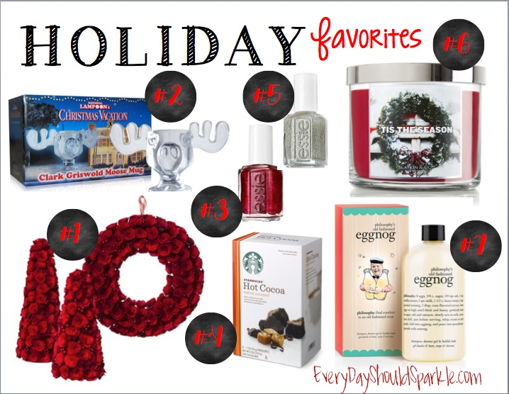 Holiday Favorites 2013