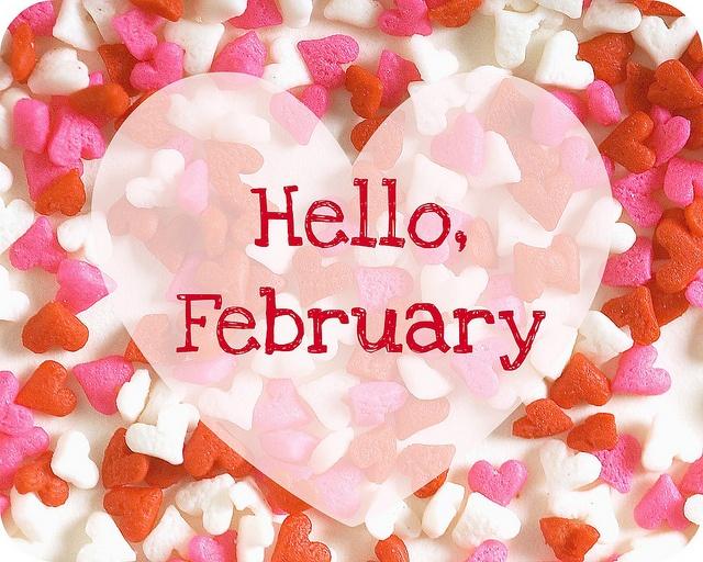Hello February 2014