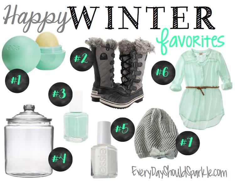 Winter 2014 Favorites
