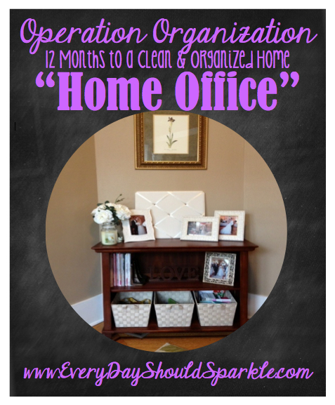 Operation Organization - Home Office
