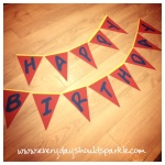 Birthday Banner #3