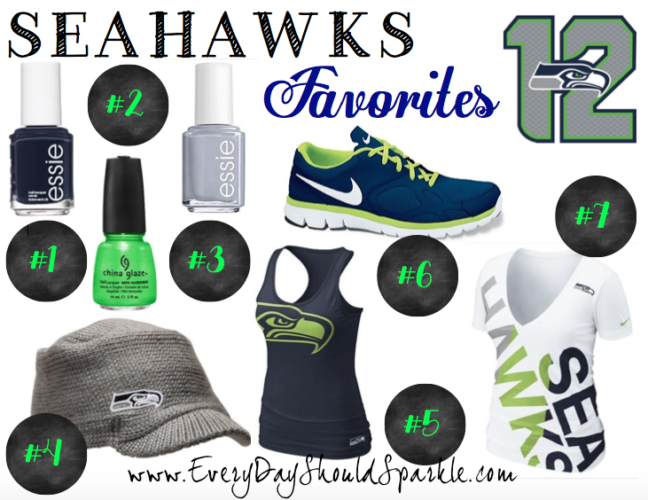 Seahawks Favorites - 2015