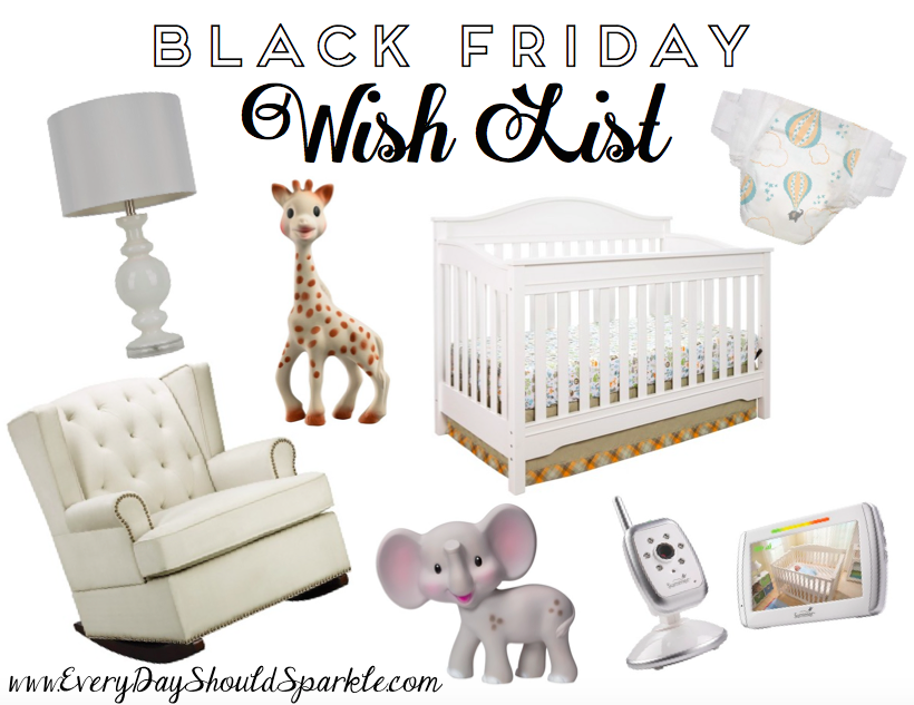 Black Friday Wish List 2015