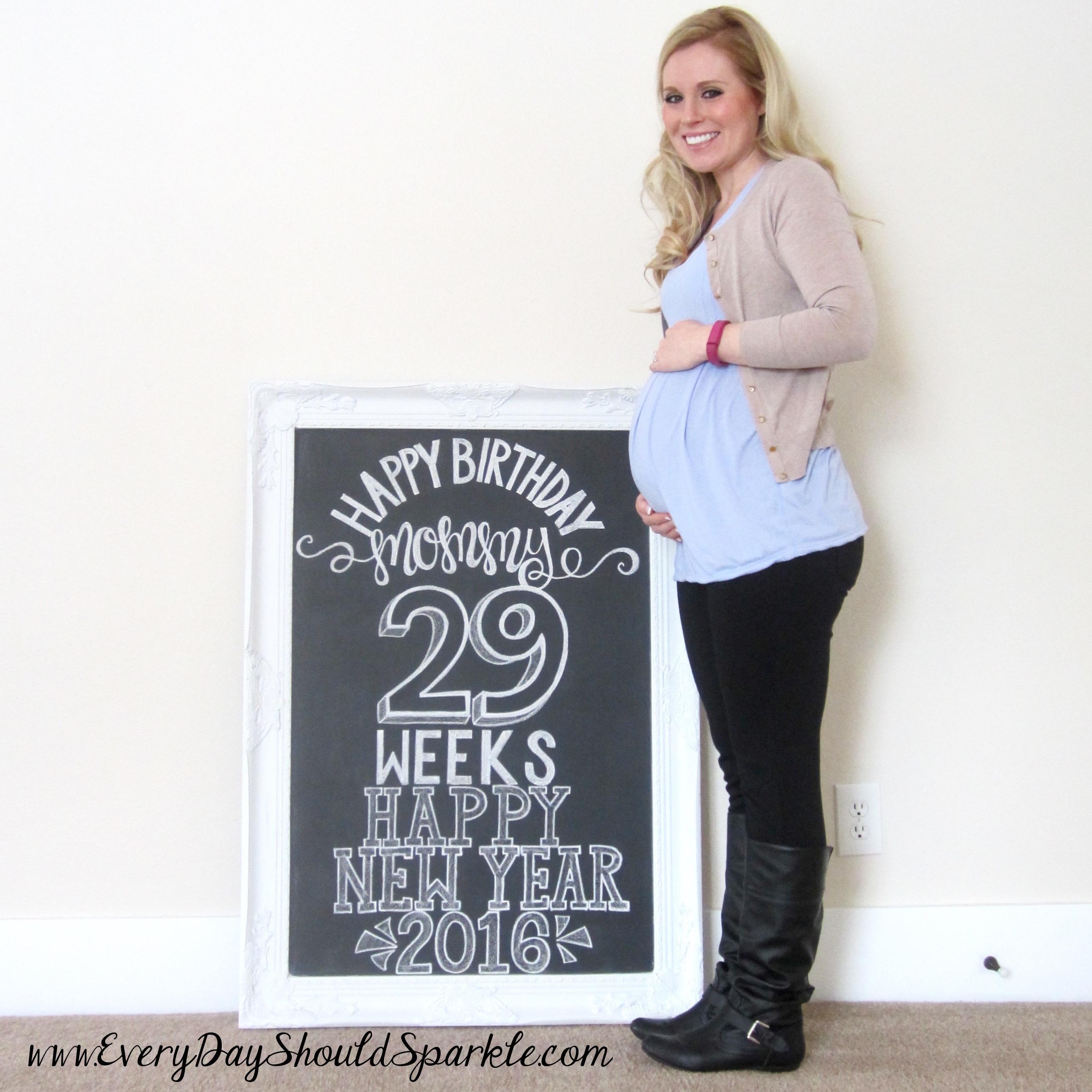 29 Weeks - Website